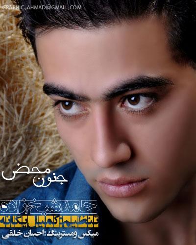 Hamed Sheykhzadeh Jonune Mahz - دانلود آهنگ جدید حامد شیخ زاده به نام جنون محض