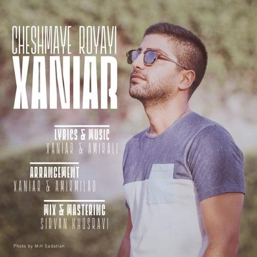 Xaniar Khosravi Cheshmaye Royayi - دانلود آهنگ جدید زانیار خسروی به نام چشمای رویایی