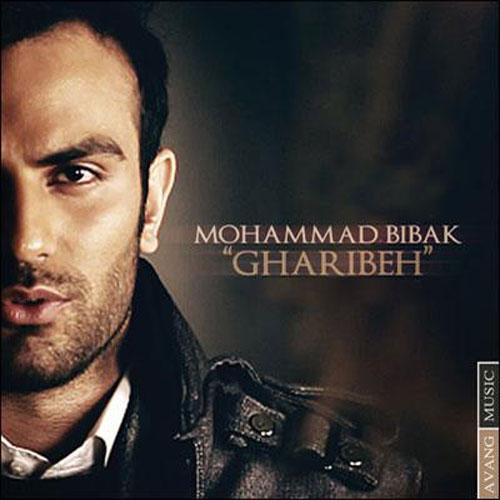 Mohammad Bibak Gharibe - دانلود آهنگ محمد بی باک به نام غریبه