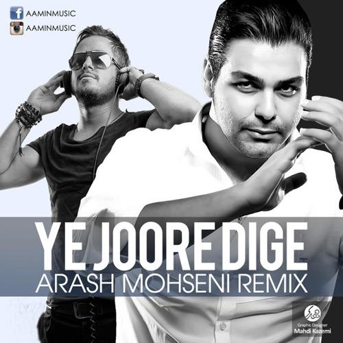 AaMin Ye Joore Dige Arash Mohseni Remix