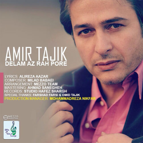 Amir Tajik Delam Az Rah Pore