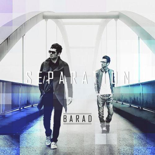 Barad Jodaei - دانلود آهنگ جدید باراد به نام جدایی