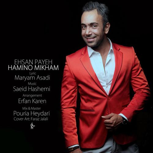Ehsan Payeh Hamino Mikham - دانلود آهنگ جدید احسان پایه به نام همینو میخوام
