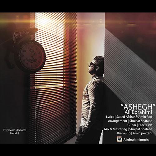 Ali Ebrahimi - Ashegh