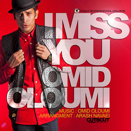 Omid Oloumi I Miss You - دانلود آهنگ جدید امید علومی به نام دلم برات تنگه