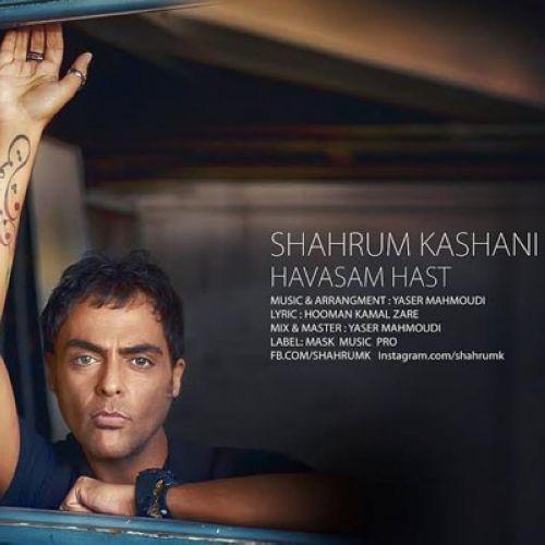 Shahram Kashani - Havasam Hast