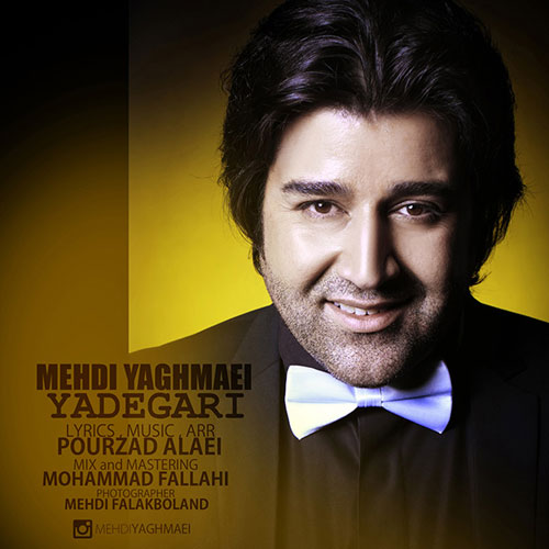 Mehdi Yaghmaei Yadegari