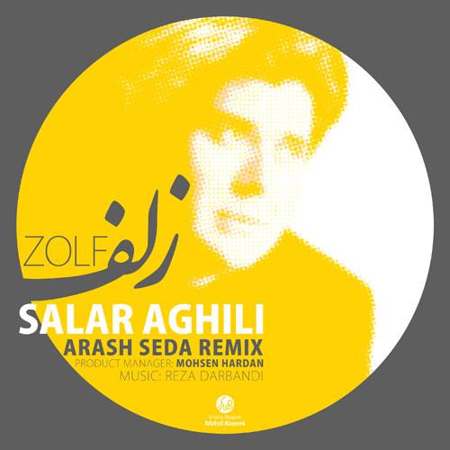 Salar Aghili Zolf Remix