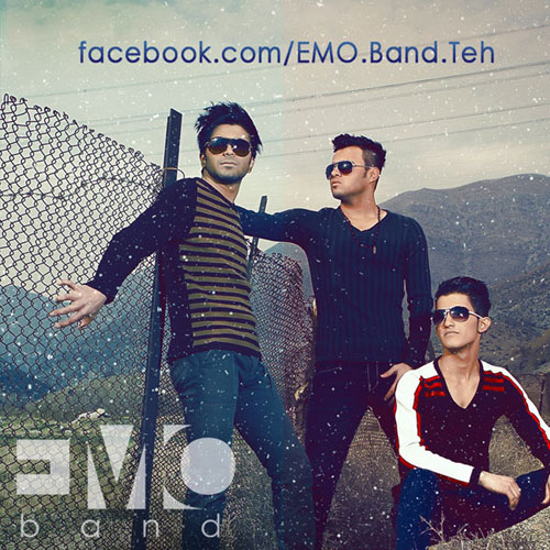 EMO Band Kojaye Zendegit Boodam - دانلود آهنگ گروه امو به نام کجای زندگیت بودم