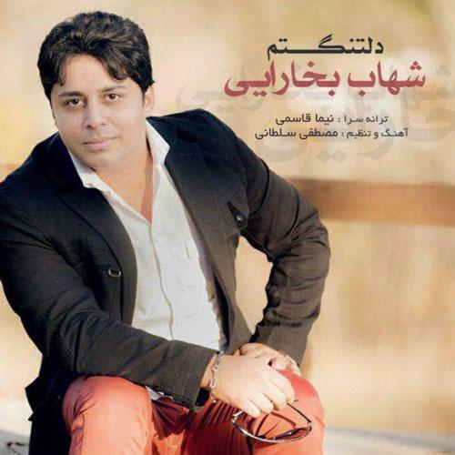 Shahab Bokharaei Deltangam - دانلود آهنگ جدید شهاب بخارایی به نام دلتنگم