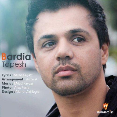 Bardia Tapesh - دانلود آهنگ جدید بردیا به نام تپش