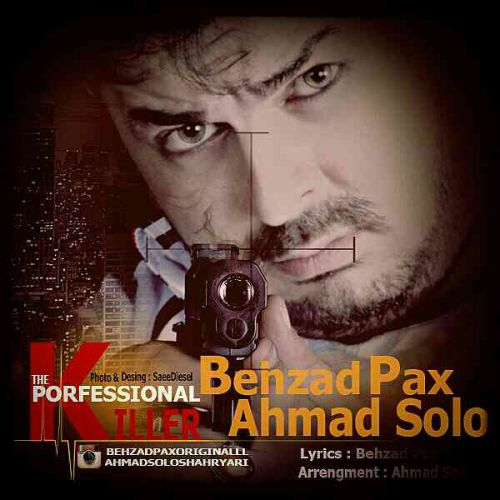 Behzad Pax Ahmad Solo Ghatelane Herfei