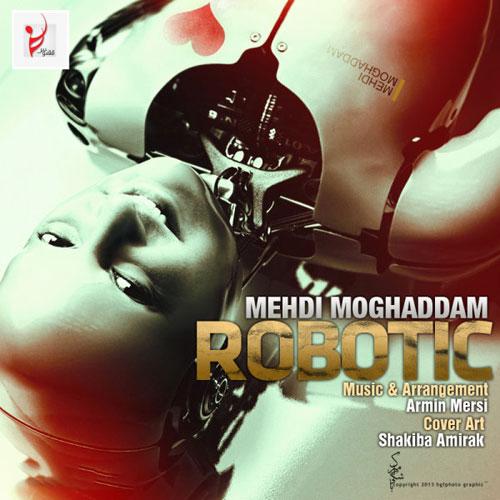 Mehdi Moghaddam Robotic