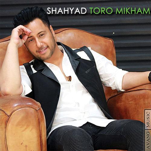 Shahyad Toro Mikham - دانلود آهنگ جدید شهیاد به نام تو رو میخوام