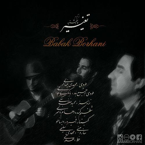 Babak Borhani Taghir