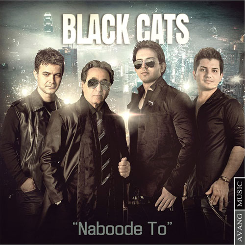 Black Cats - Naboode To