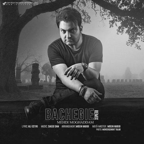 Mehdi Moghaddam Bachegi Remix