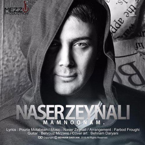 Naser Zeynali Mamnoonam - ممنونم از ناصر زینعلی