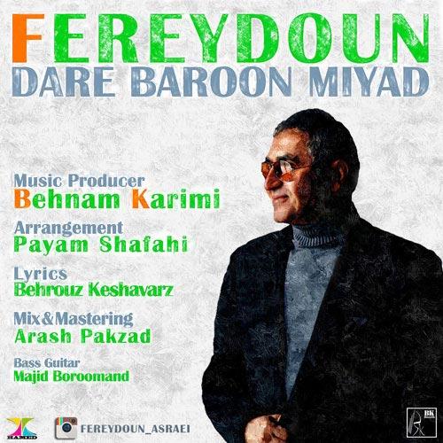Fereydoun Asraei Dare Baroon Miyad