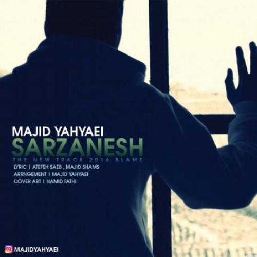 Majid Yahyaei Sarzanesh