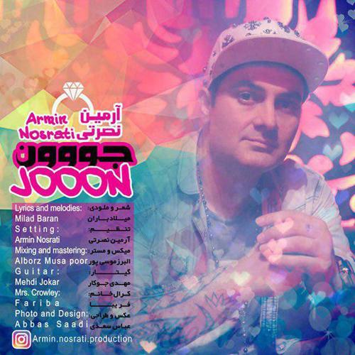 Armin Nosrati Jooon