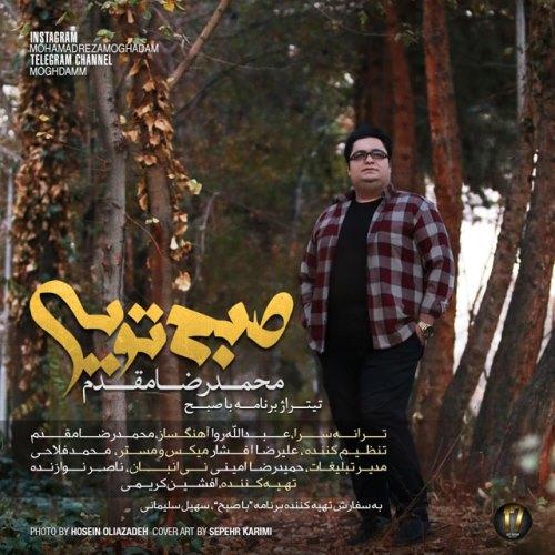 Mohamadreza Moghadam Sobh Toei
