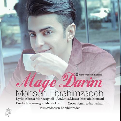 Mohsen Ebrahimzadeh Mage Darim