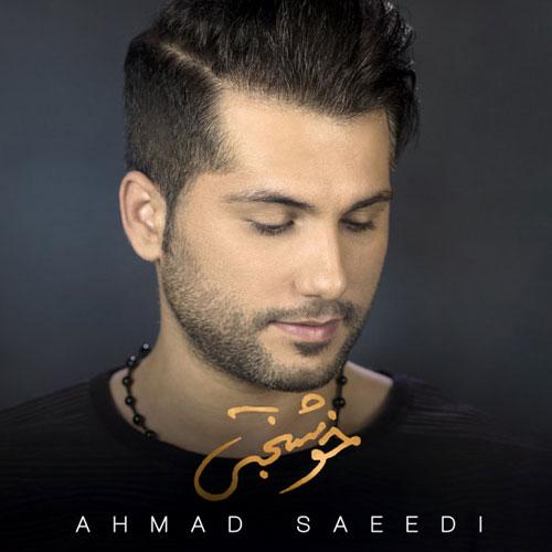 دانلود آهنگ جدید احمد سعیدی به نام خوشبختی