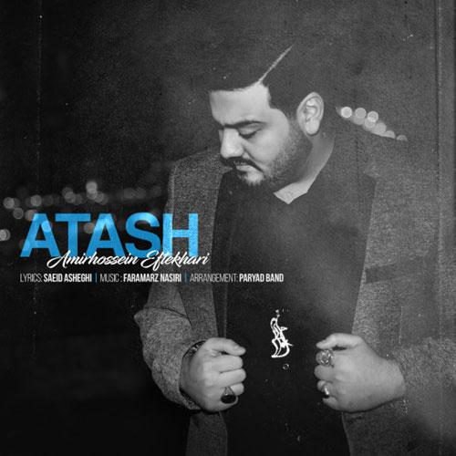Amir Hossein Eftekhari Atash