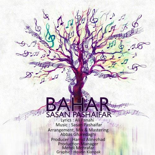 Sasan Pashaifar Bahar