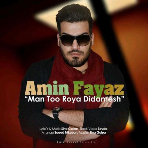 Amin Fayaz Man Too Roya Didamesh