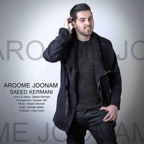 دانلود آهنگ جدید سعید کرمانی به نام آروم جونم
