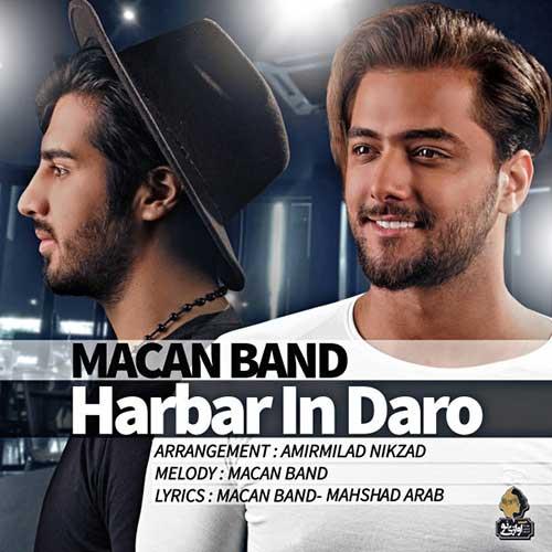 Macan Band Harbar In Daro