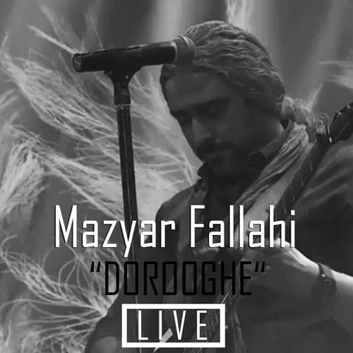 Mazyar Fallahi Dorooghe Live
