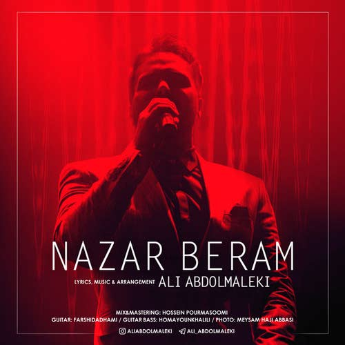 Ali Abdolmaleki Nazar Beram