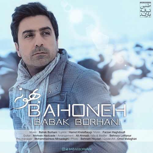 Babak Borhani Bahoneh