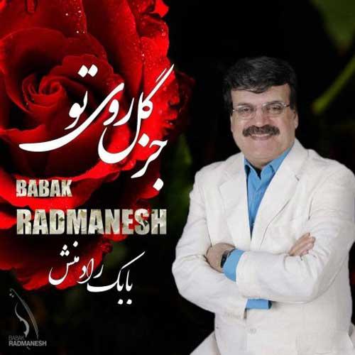 Babak Radmanesh Joz Gole Rooye To
