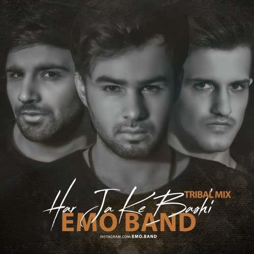 EMO Band Harja Ke Bashi Tribal Mix