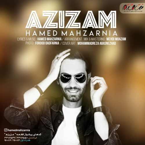 Hamed Mahzarnia Azizam