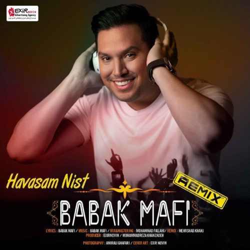 Babak Mafi Havasam Nist Remix