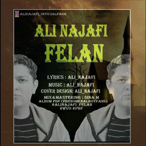 Ali Najafi Felan