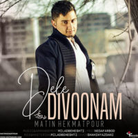 دانلود آهنگ جدید متین حکمتپور به نام دل دیونم