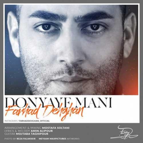 Farhad Dehghan Donyaye Mani