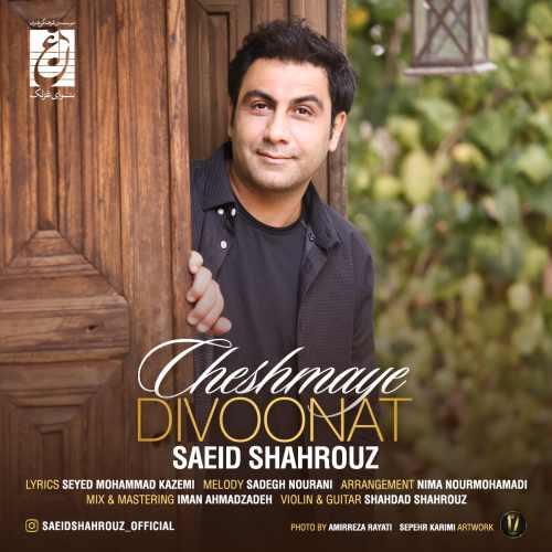 Saeid Shahrouz Cheshmaye Divoonat