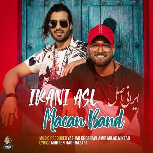 Macan Band Iranie Asl