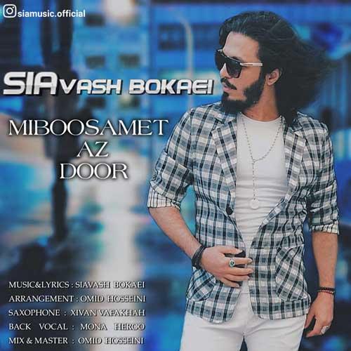 Siavash Bokaei Miboosamet Az Door