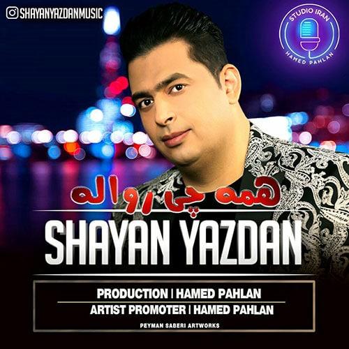 Shayan Yazdan Revale