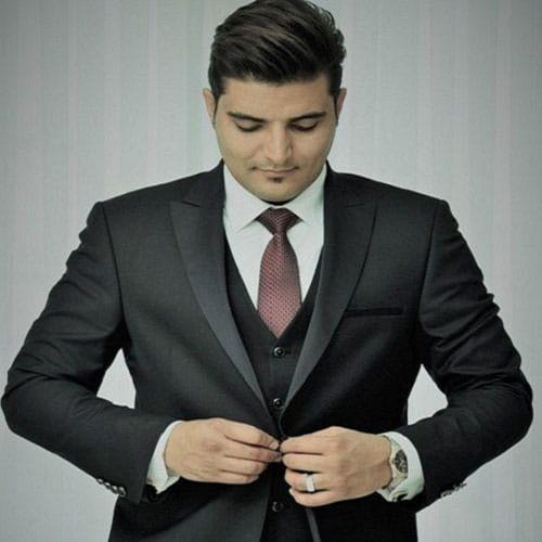 Hossein Malekzadeh Dooset Daram - دوست دارم از حسین ملک زاده
