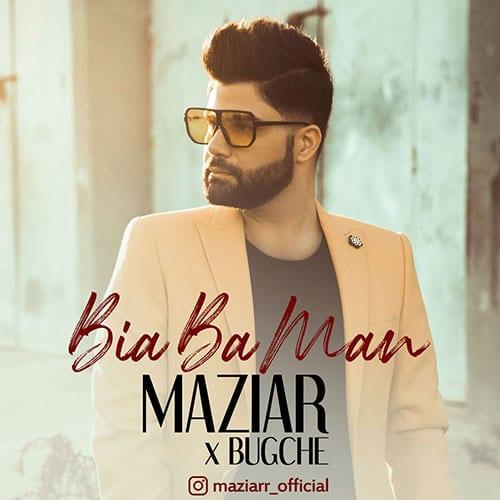 Maziar Karimzadeh Bia Ba Man Ft Bugche