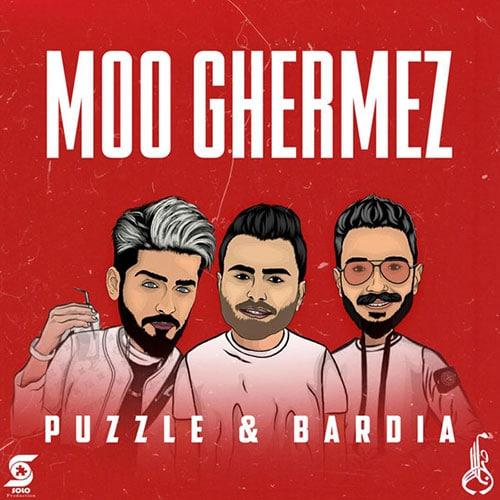 Puzzle Band Moo Ghermez Ft Bardia